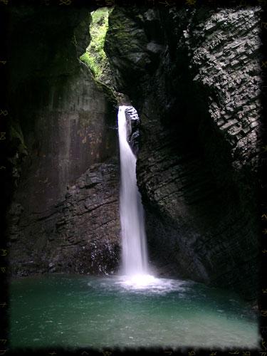 Wasserfall Kartenspiel